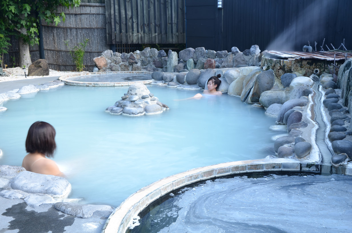 Enjoy Onsen | Terume Hot Spring Resort